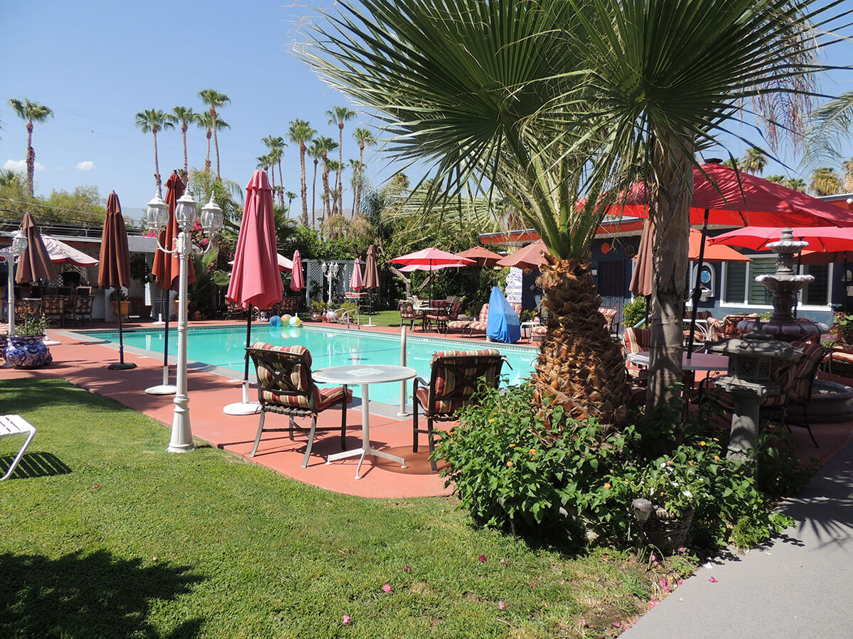 Casa Larrea Outdoor Pool And Patio