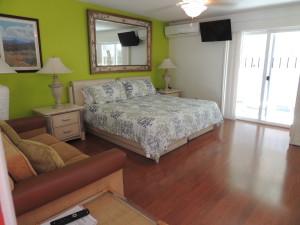 Interior view of Casa Larrea Inn, Deluxe Guest Room w/Kitchen, Palm Desert CA 92260